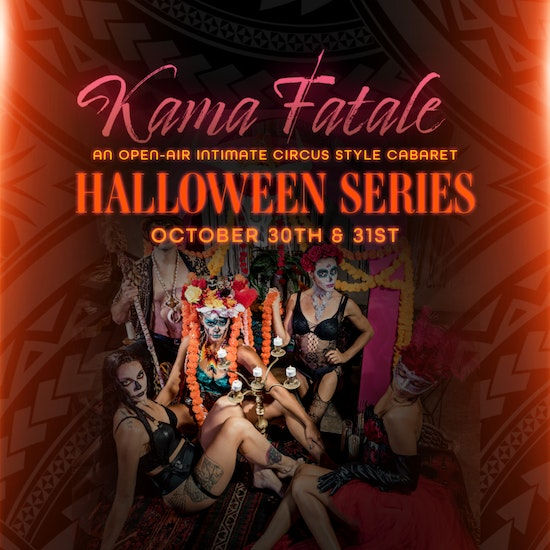 Kama Fatale: An Electrifying Tale of Sultry Fantasy