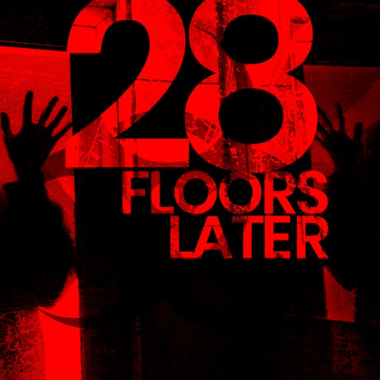 28 Floors Later: Halloween with Artful Dodger