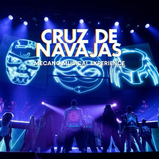 Cruz de Navajas: Mecano Musical Experience en IFEMA