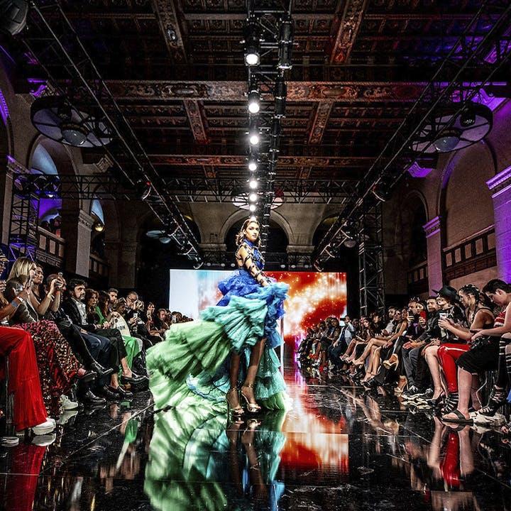 Los Angeles Fashion Week 2021