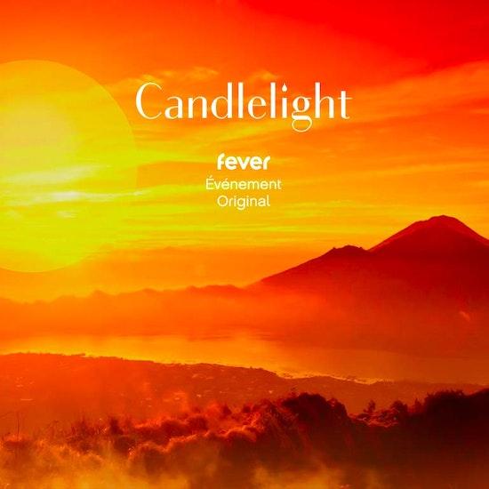 Candlelight : Musiques de dessins animés à la lueur des bougies