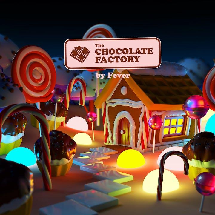 The Chocolate Factory: adéntrate en el mundo más dulce