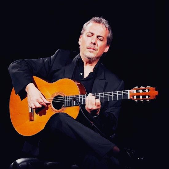 Guitarra flamenca con Pedro Javier González