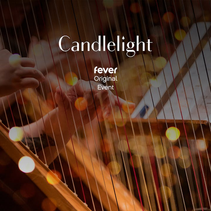 Candlelight: Debussy, Ravel & More by Harp and Soprano