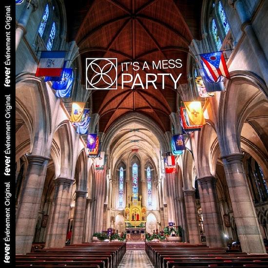It's a Mess Party : Soirée Halloween à la Cathédrale Américaine