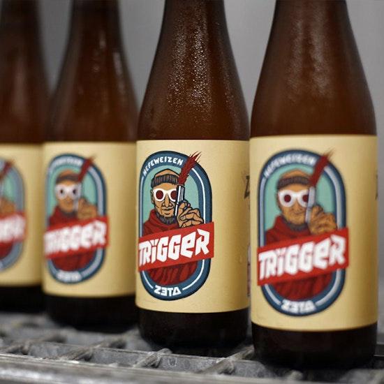 Cervezas y tapas en El Muro de Juego de Tronos