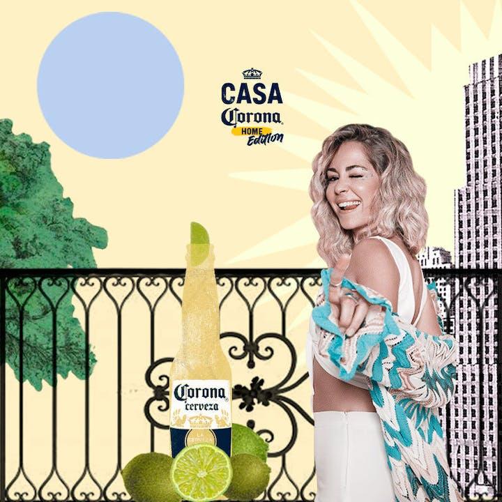 Casa Corona Home Edition: Concierto de Sofía Ellar