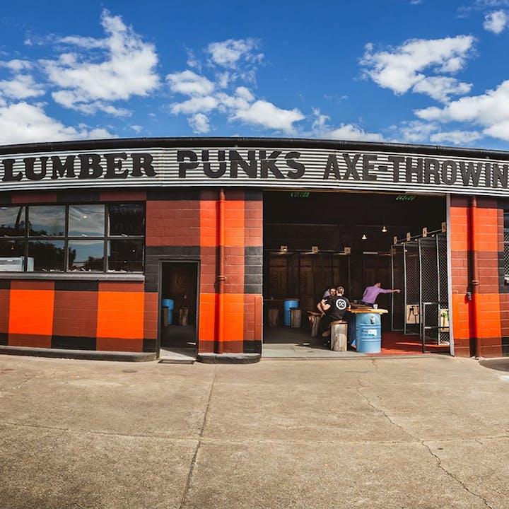 Hit The Target: Axe Throwing at Lumber Punks Brisbane