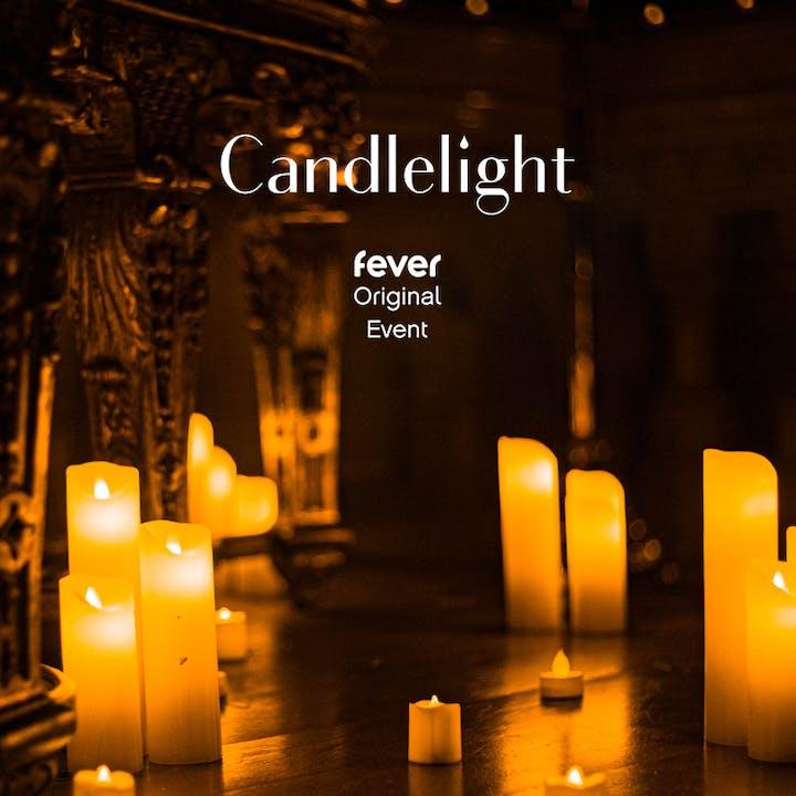 Candlelight Open Air: Colonne di film magici a lume di candela