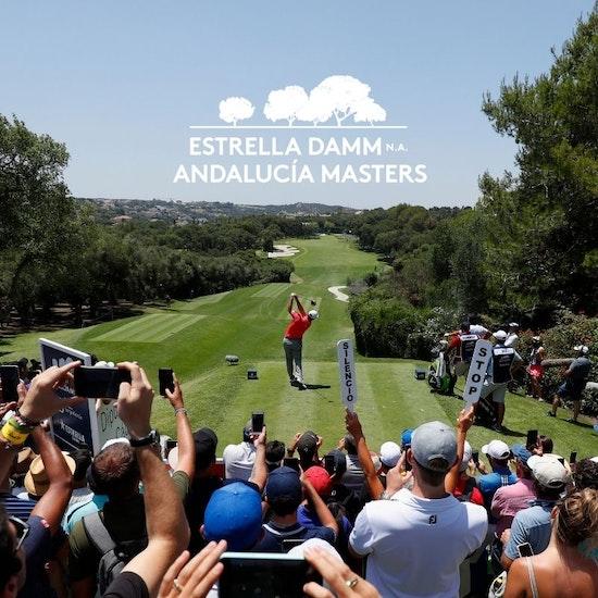 Golf: Estrella Damm N.A. Andalucía Masters 2021