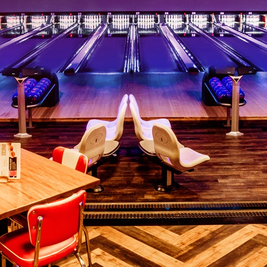Bowling at AMF Lanes: Special Promotional Pricing – Washington DC