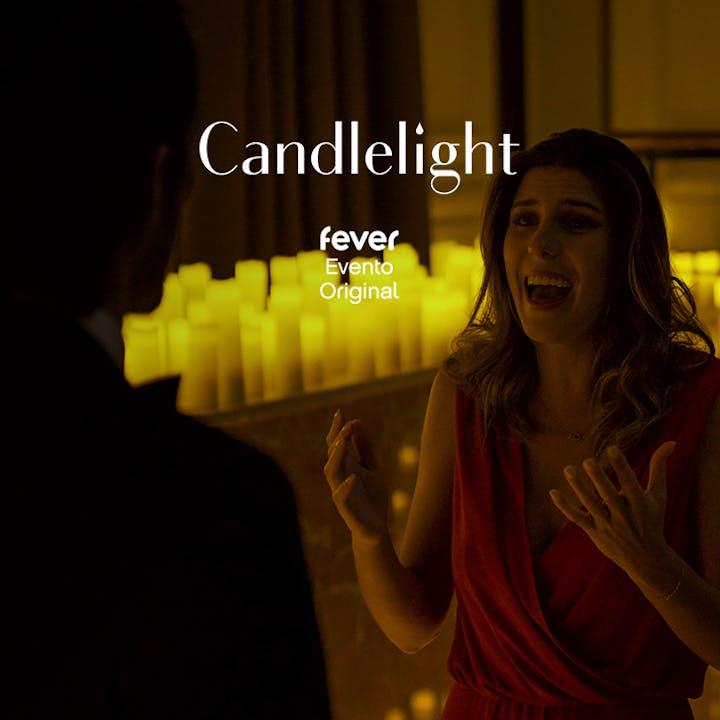 Candlelight: Clásicos de Hollywood bajo la luz de las velas