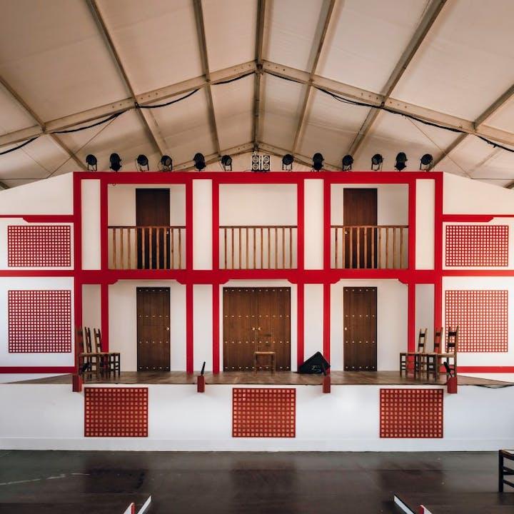Ciclo de teatro y conciertos en el Corral de Cervantes