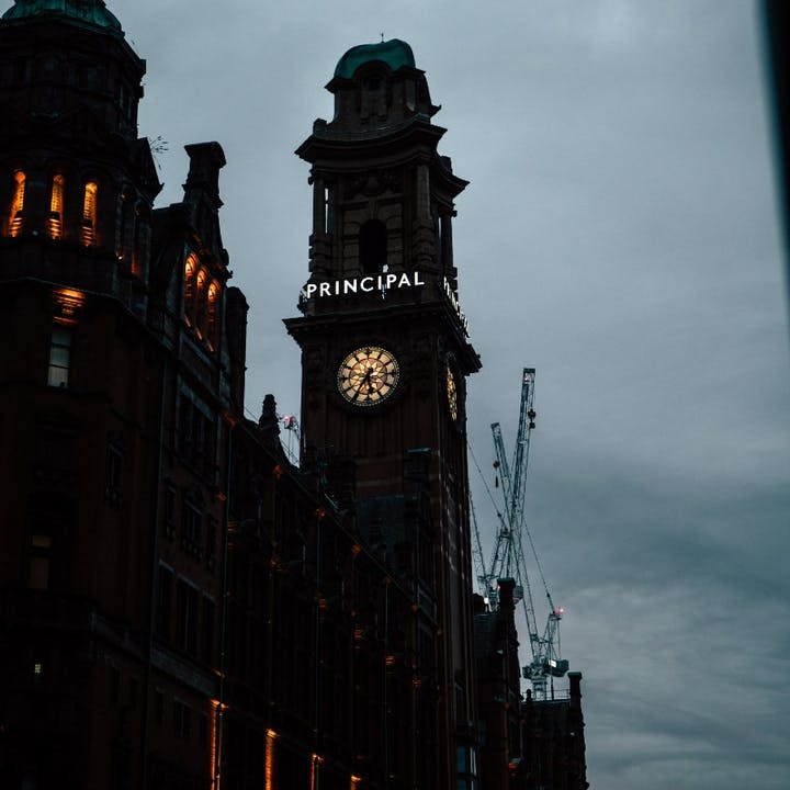 Haunted Manchester