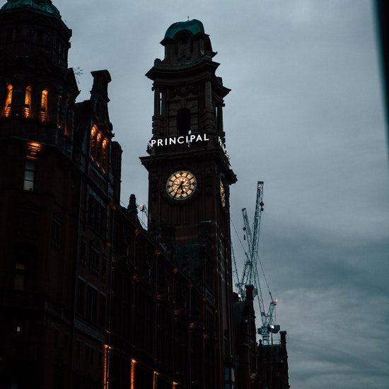 Haunted Manchester City Exploration Game