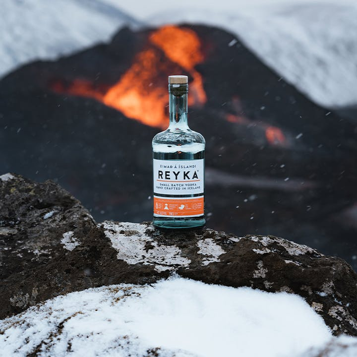 The Lava Bar: Icelandic Cocktail Experience with Obstacle Course!