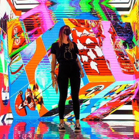 Velázquez Tech Museum: arte inmersivo e interactivo