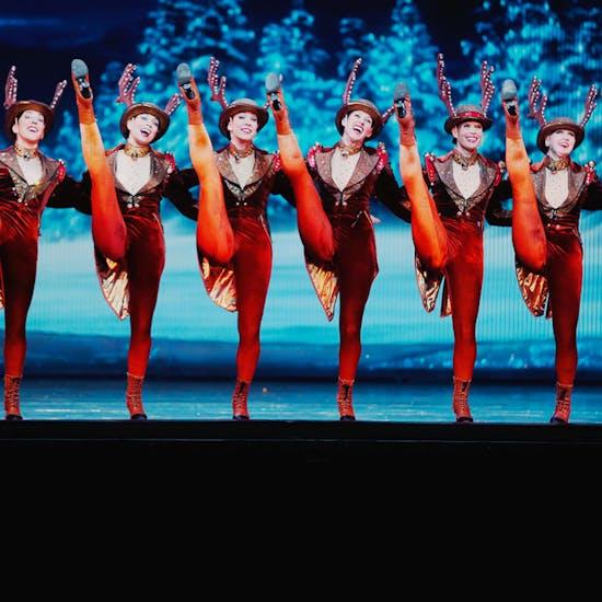 Christmas Spectacular.Radio City Christmas Spectacular Starring Rockettes Grand