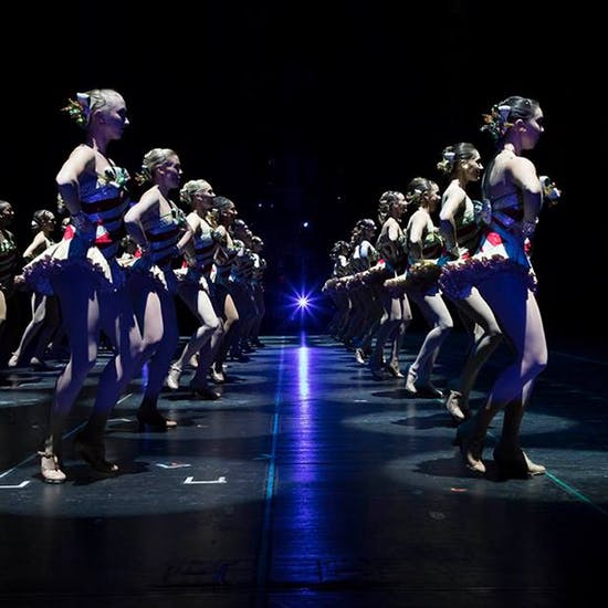 Win 2 Tickets To See The Rockettes @ Radio City Music Hall