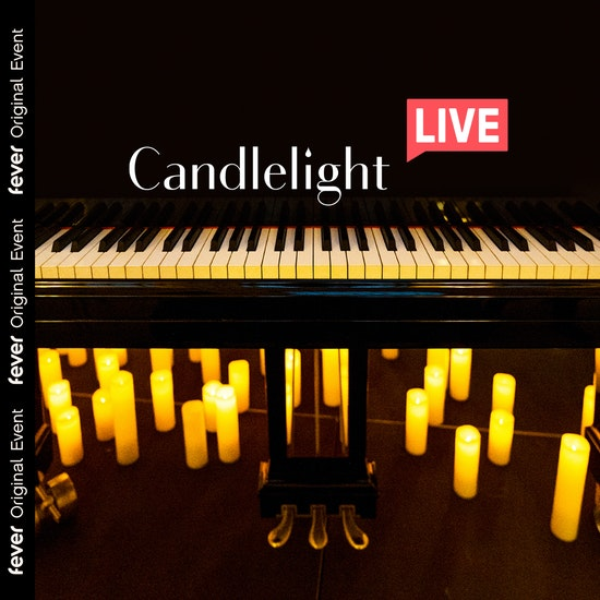 Candlelight Live: Best Movie Soundtracks featuring John Williams