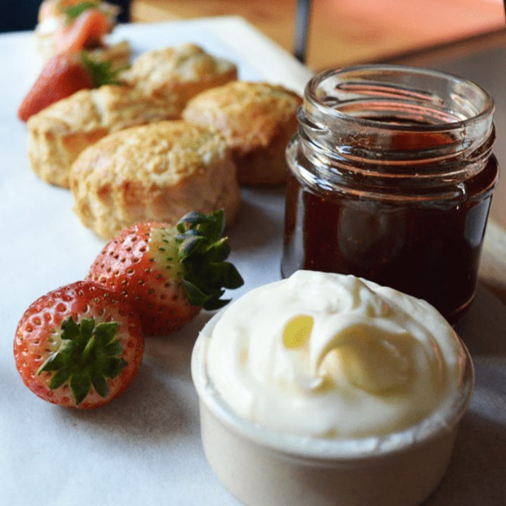 Gin High Tea for Two at The Fox Hole