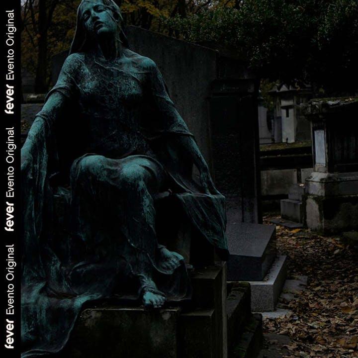 Cemetery Mystery, ruta por el cementerio de La Almudena