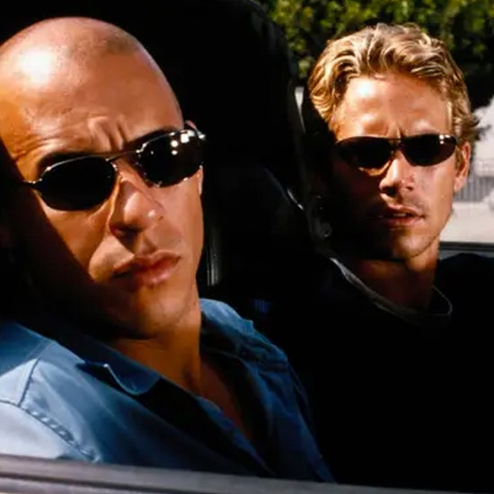 Drive-in Midnight Movie: The Fast and the Furious (PG-13)