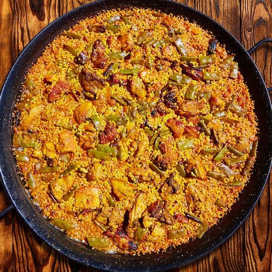 Canyar: delicioso menú mediterráneo