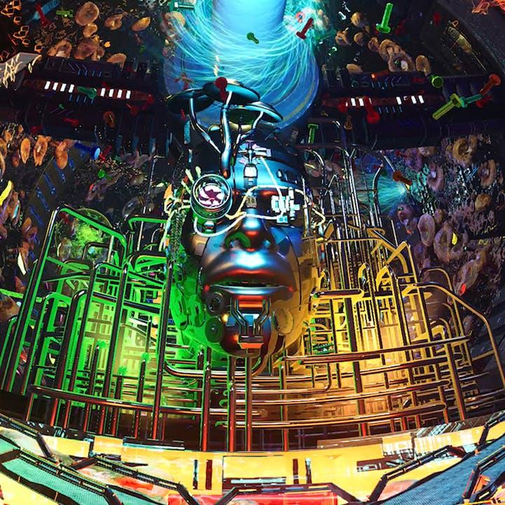 Dome Show: un show inmersivo de música electrónica