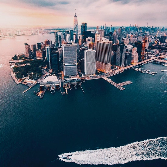 Aerial Photography Helicopter Experience Above NYC