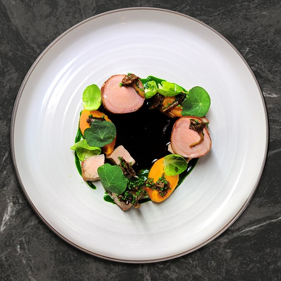 Michelin Lunch Time Tasting at Pied-a-terre