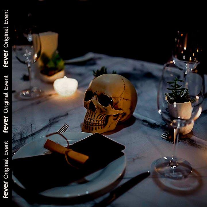 Haunted Dining In The Dark