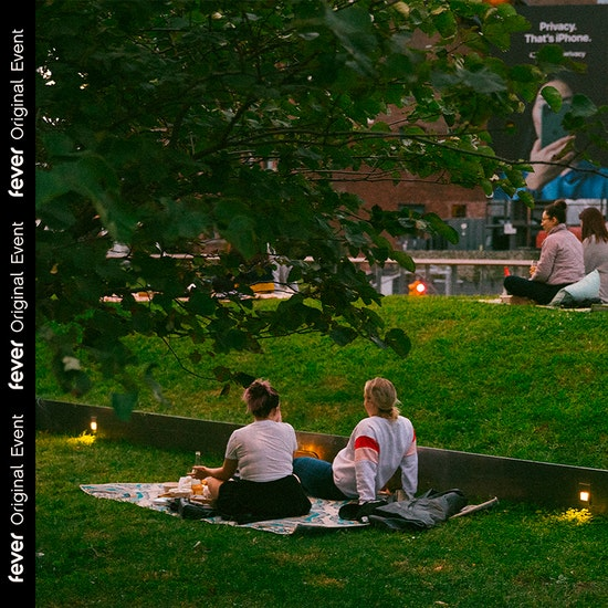 Open Air Dinner & A Movie Premiere Presented by IFC Films