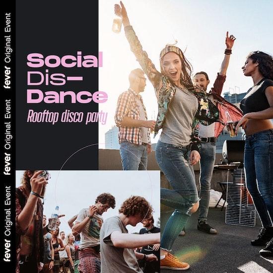 Social Dis-dance: Rooftop Disco Party