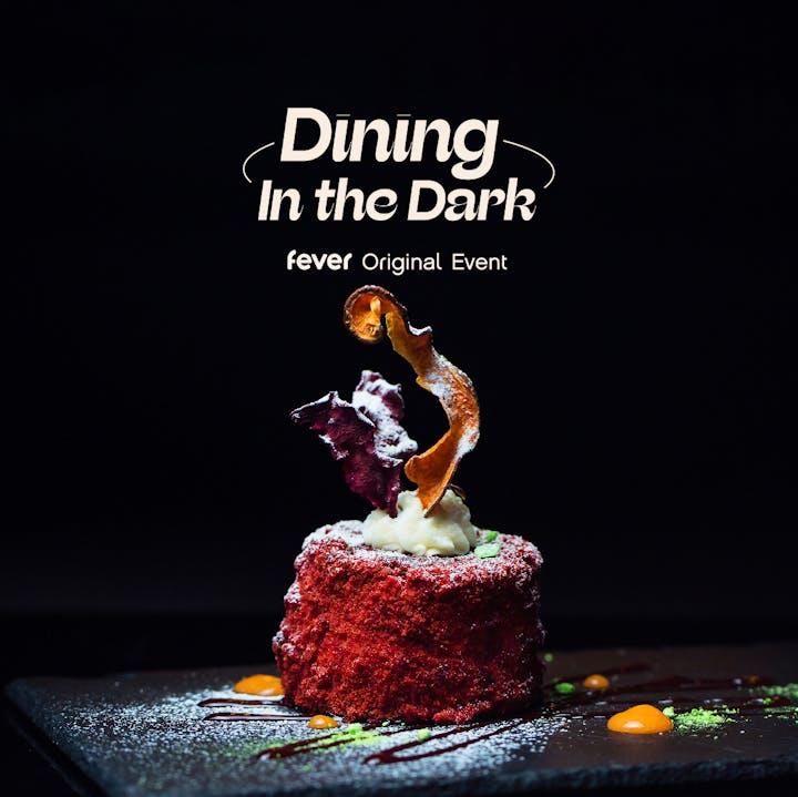Dining In The Dark in Philadelphia