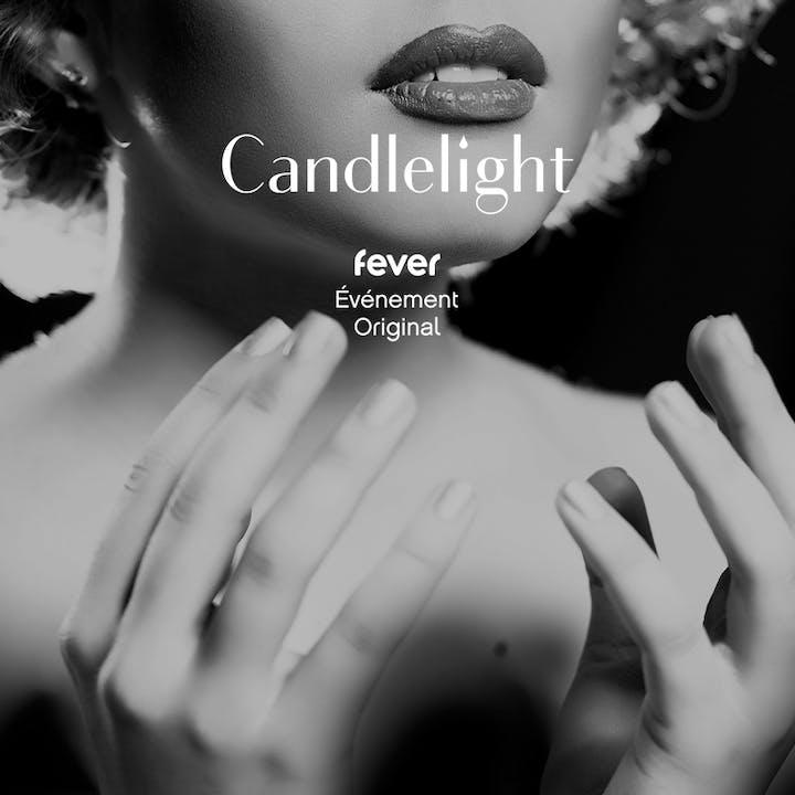 Candlelight Open Air : Hommage à Édith Piaf, Duo à la bougie