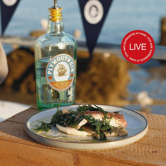 Online Gin Cocktail & Seafood Cook-Along with Plymouth Gin Kit and Mark Hix