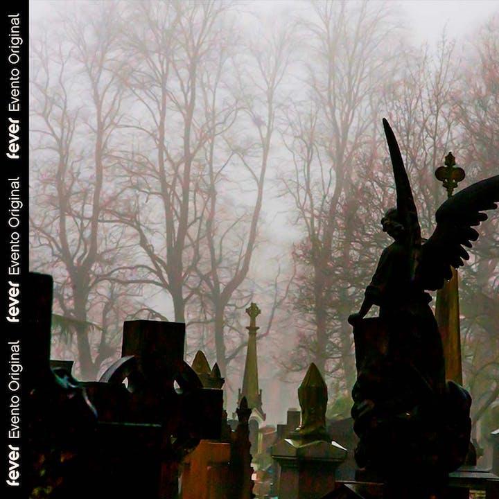 Paranormal Experience, ruta por un cementerio de Valencia