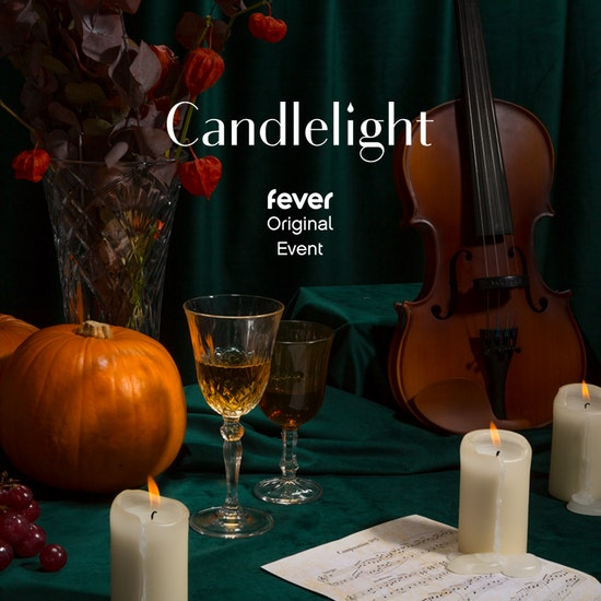 Candlelight Halloween Open Air: A Haunted Evening of Classical Compositions