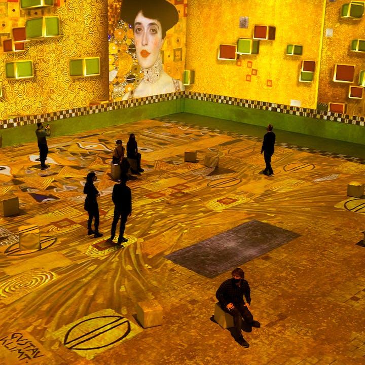 Klimt: La experiencia inmersiva