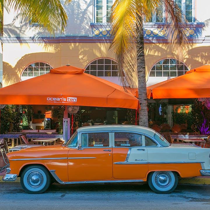 Miami Beach Versace Exploration Game