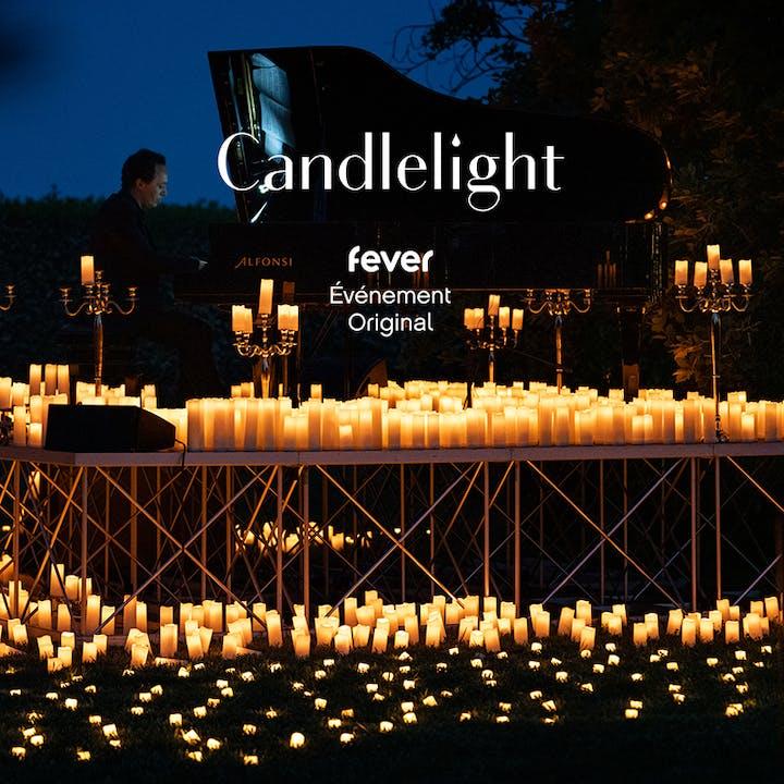 Candlelight Open Air : Hommage à Ludovico Einaudi à la bougie