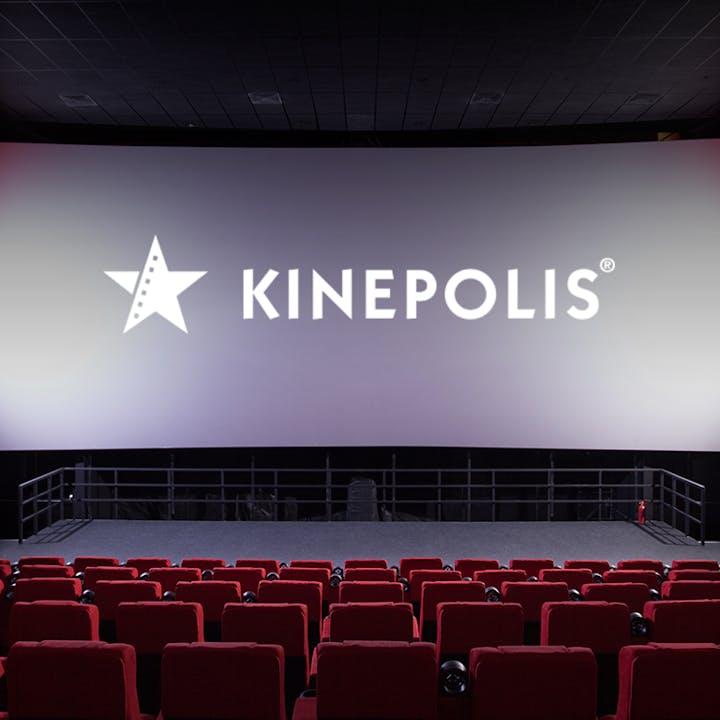 Place de cinéma Kinepolis