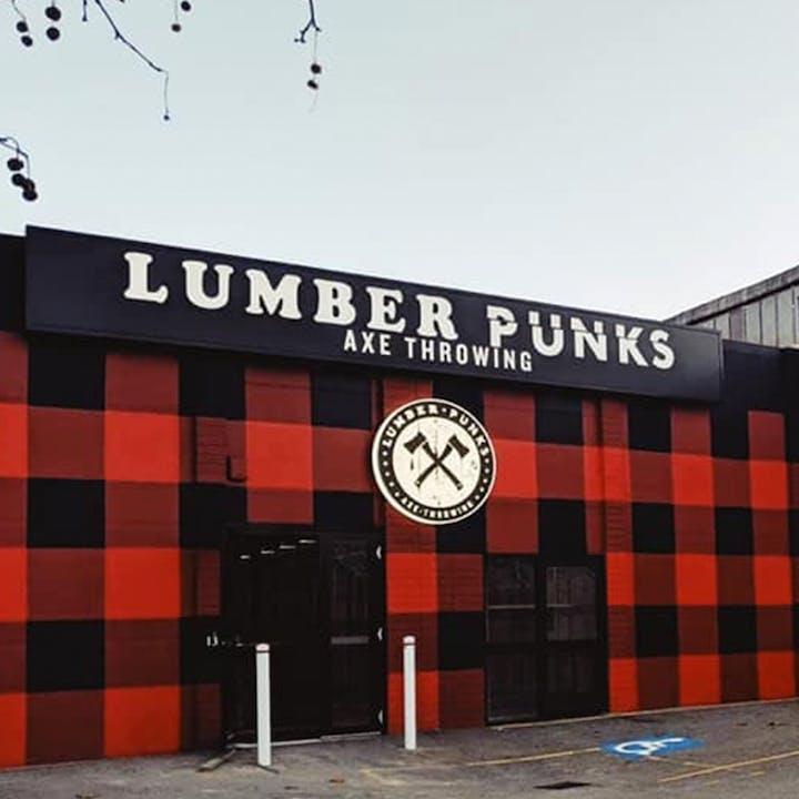 Hit The Target: Axe Throwing at Lumber Punks Perth
