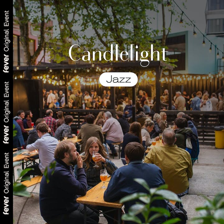Candlelight Jazz Open Air: Frank Sinatra, Aretha Franklin & More