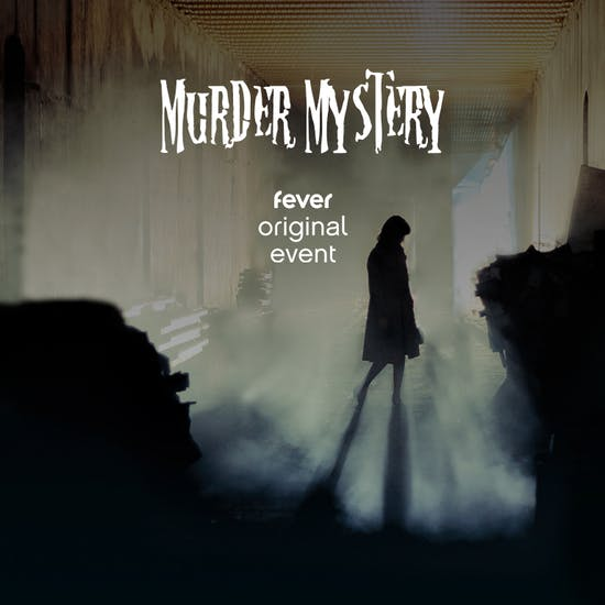 Murder Mystery: Immersive Game In A Mansion