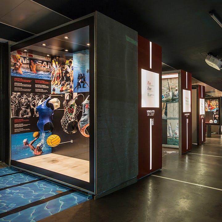 Visita al Museo Olímpico y del Deporte