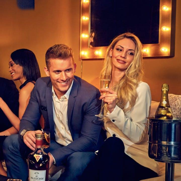 INVITATION Nightlife: Premium Open Bar at 48 Lounge