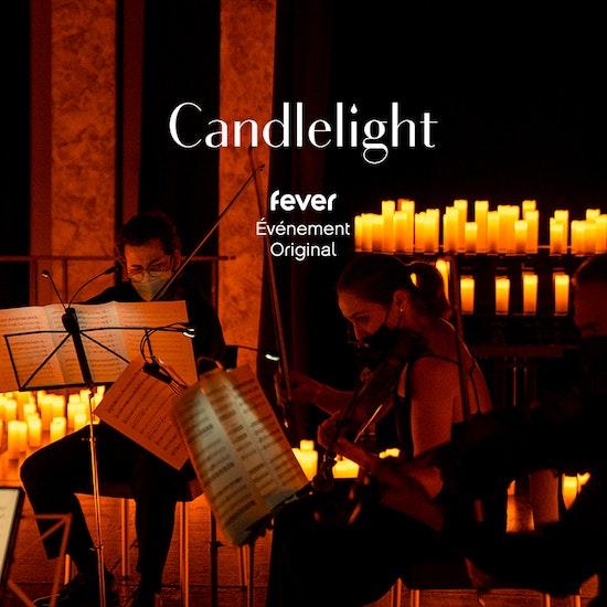 Candlelight Noël : Beethoven & Mozart à la lueur des bougies
