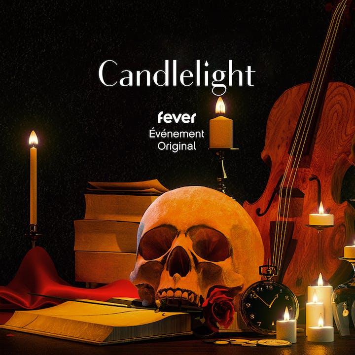 Candlelight Halloween : Musiques de films d'horreur à la bougie